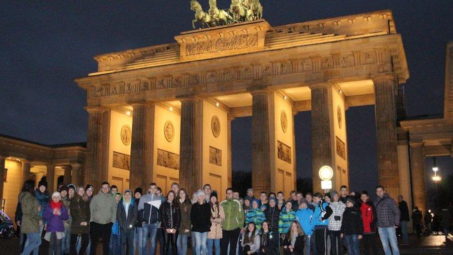 Wycieczka do Tropical Islands i Berlina na Jarmark Bożonarodzeniowy