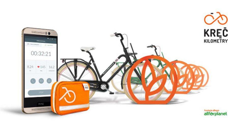 KRĘĆ KILOMETRY po technologię i rozpocznij rowerową rewolucję w Polsce