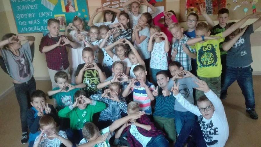 Dzień Chłopaka w klasie IV a