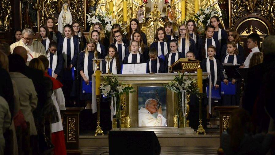 Dzień Papieski w Krotoszyńskiej Farze