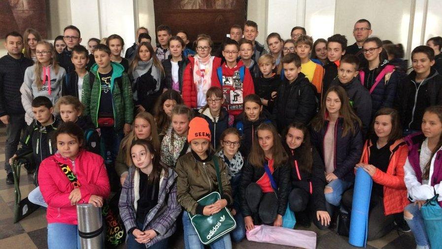 XVII Pielgrzymka Szkół JPII do Częstochowy