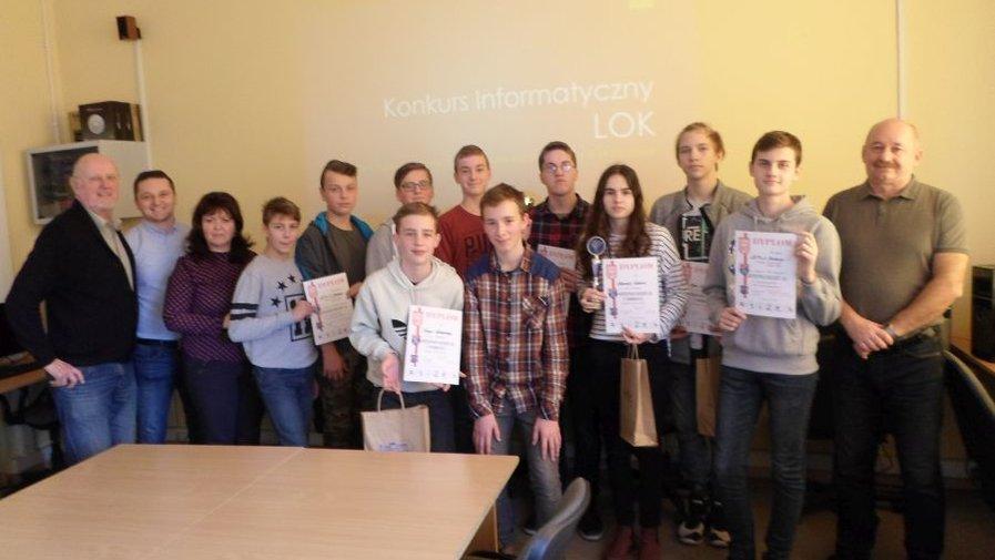 Mistrzostwa młodzieży LOK w informatyce