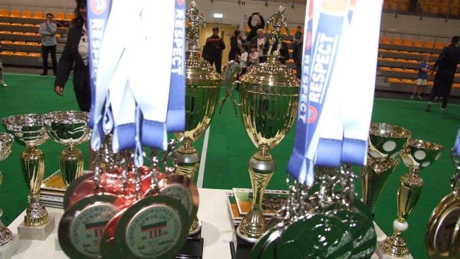Turniej BZ WBK 2017
