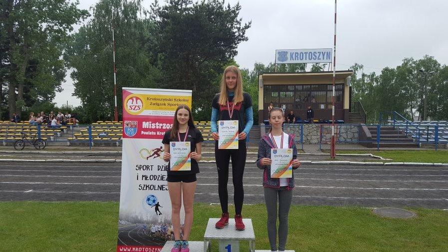 Mistrzostwa Powiatu w Lekkoatletyce