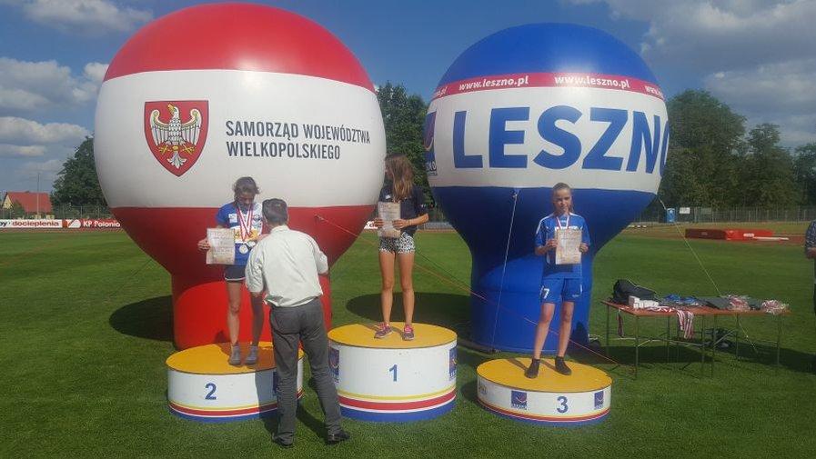 Finał Wojewódzki XIX Igrzysk Dzieci w Czwórboju Lekkoatletycznym