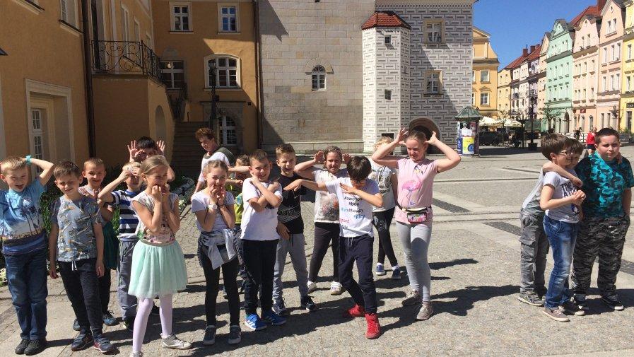 Wycieczka klasy 3 a do Bolesławca