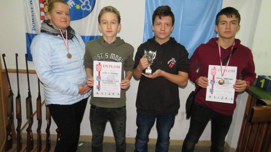 XIX Mistrzostwa powiatu krotoszyńskiego w strzelectwie