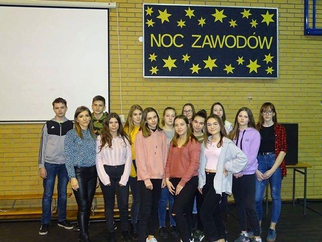 """""""Noc Zawodów"""" w ZSP nr 3 w Krotoszynie"""